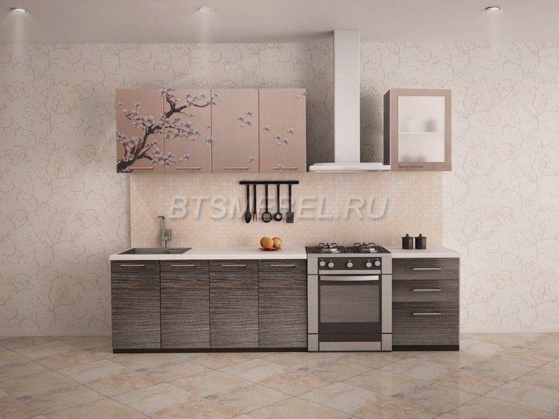 фото кухня сакура